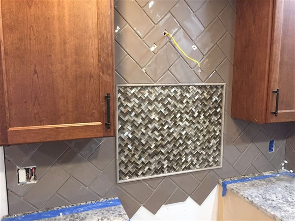 Tile Wall Backsplash
