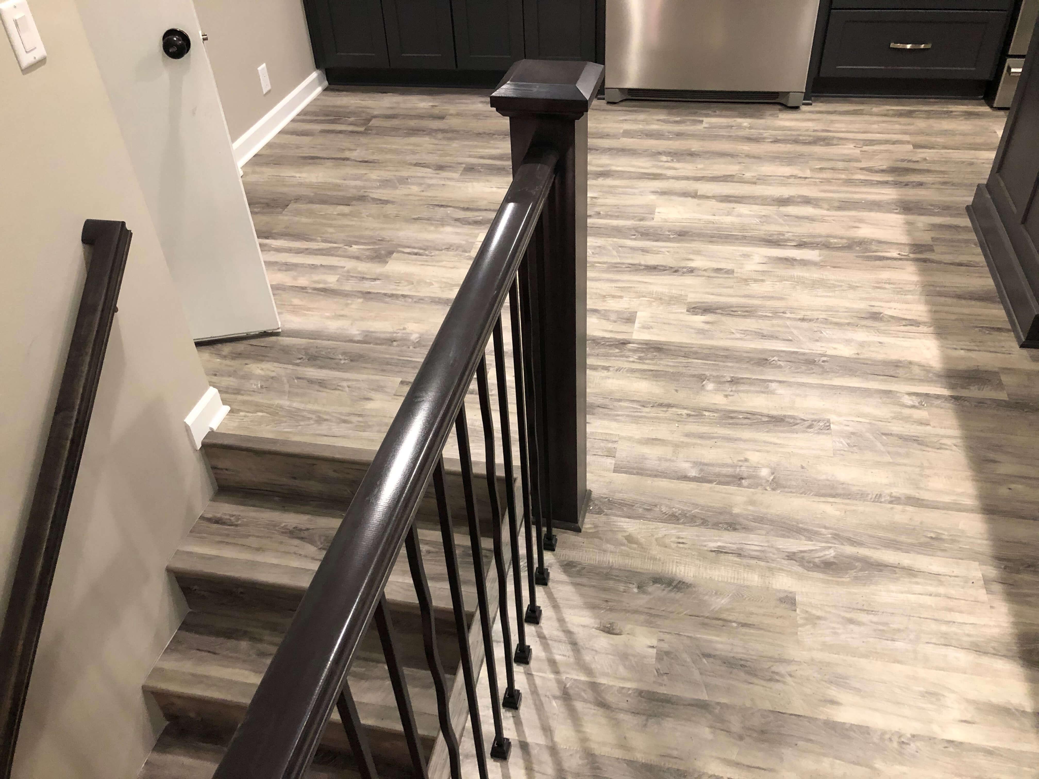 grey floor 8