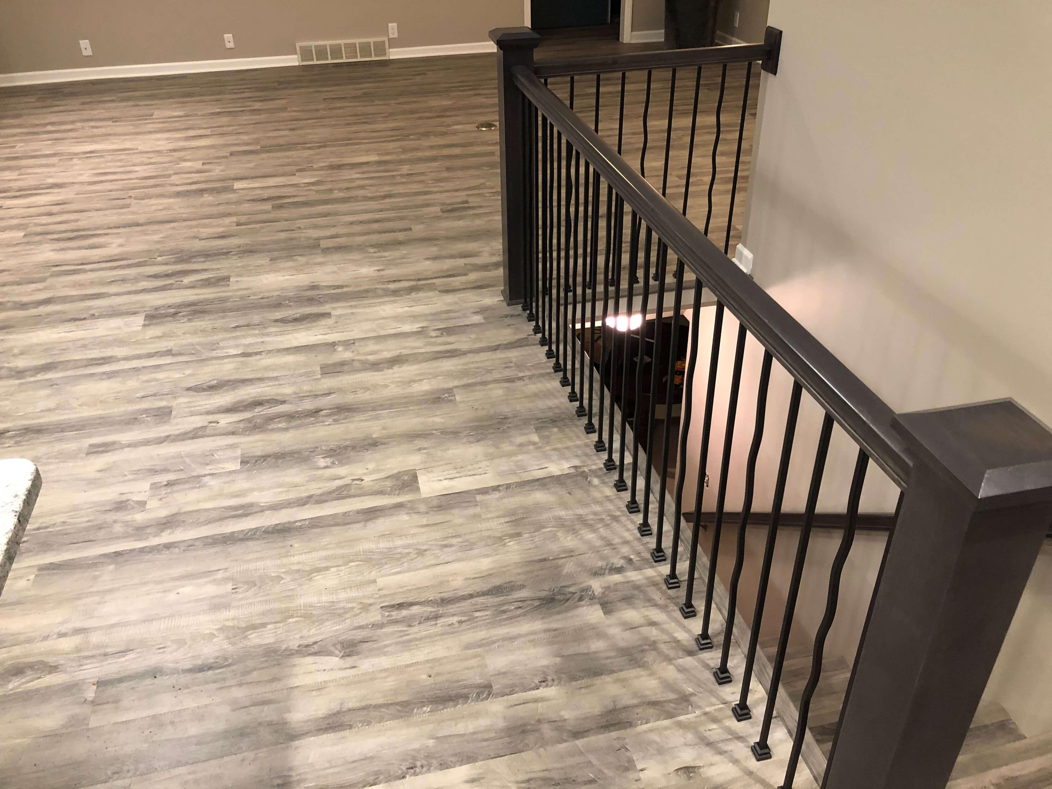 grey floor 9